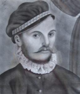 Andrea Provana, vincitore della battaglia di Lepanto